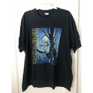 Vintage 2003 Iron Maiden XXL Fear Of The Dark Tee